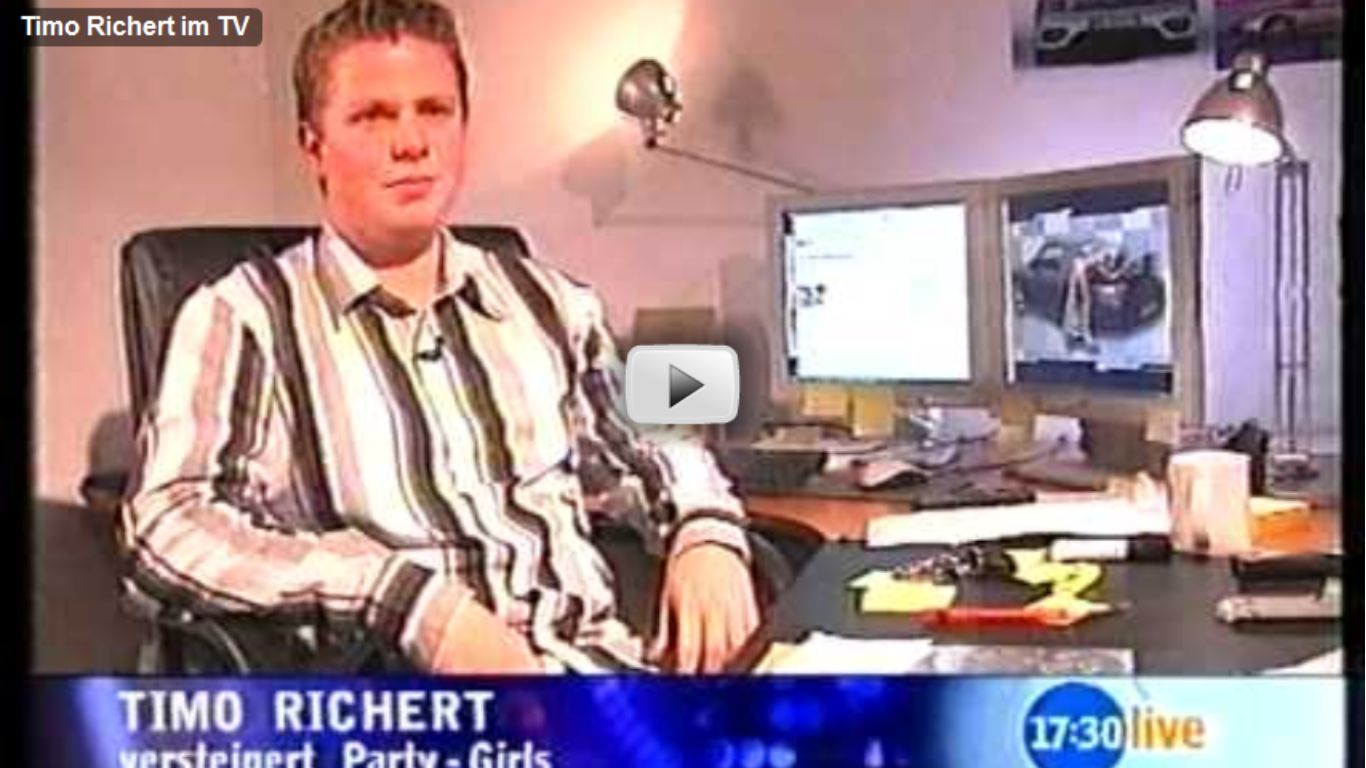 Timo Richert / Richpro Trade Inc / Richvestor GmbH / Spammer