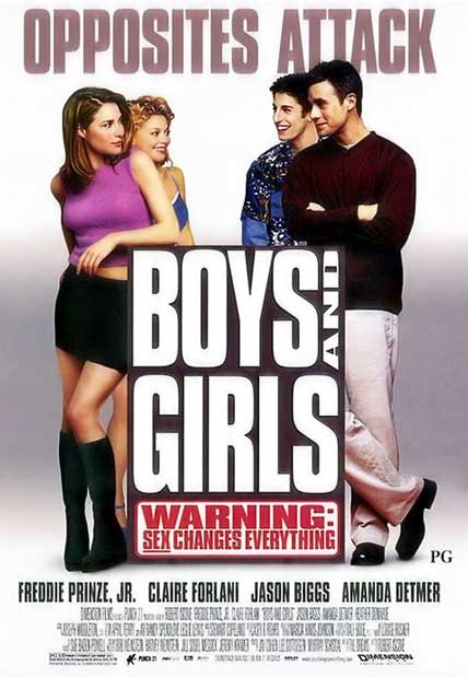 Boys and Girls DVDRip