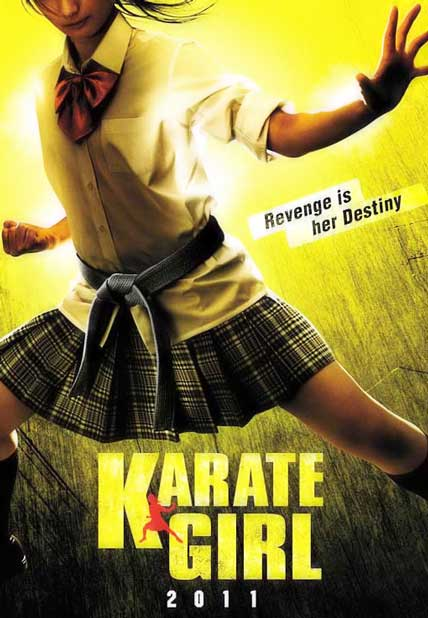 Karate Girl (2011) DVDRip AC3 with English Subtitles