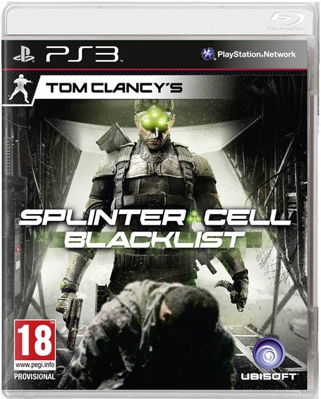 Splinter Cell Blacklist PS3-DUPLEX