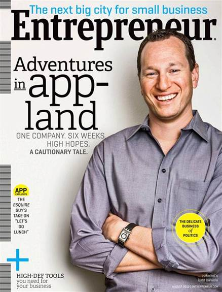 Entrepreneur - August 2012