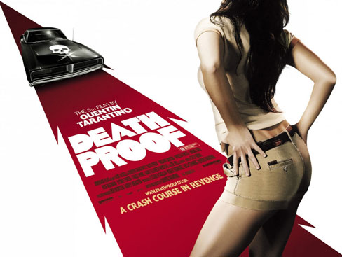 Death Proof Unrated  DVDRip