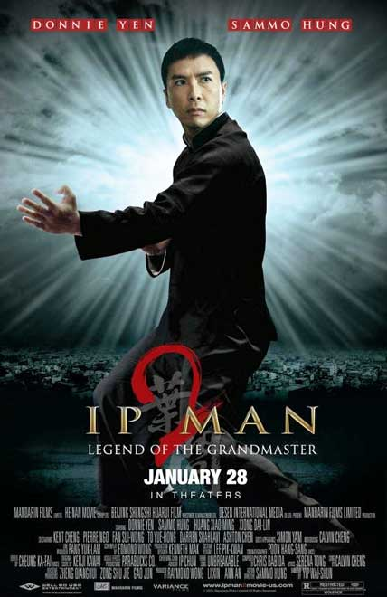 IP Man Trilogy DVDRip with English Subtitles - AC3