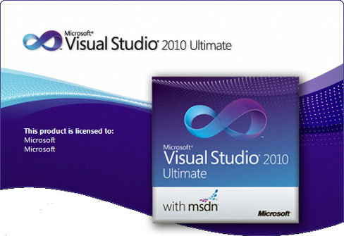Microsoft Visual Studio [2010] Ultimate v10.0 with (MSDN + eBook Guide and Tutorial)