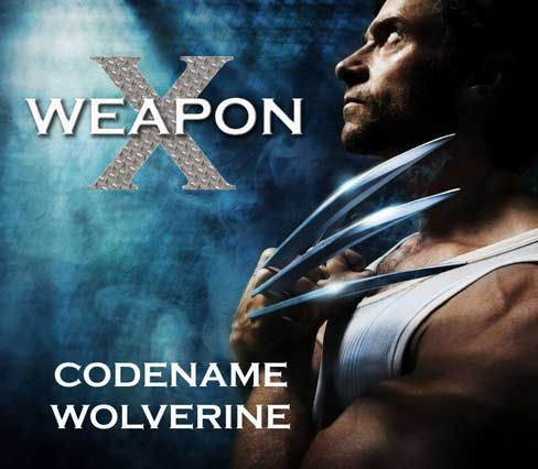 Weapon X Codename Wolverine FanEdit DVDRip XviD