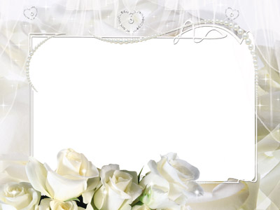 Wedding frame