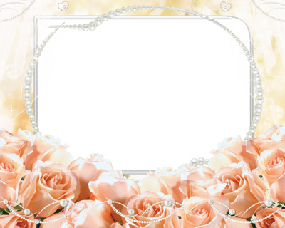 Wedding frames is available on